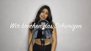 WIR BRECHEN DAS SCHWEIGEN - KIMBERLY - COVER