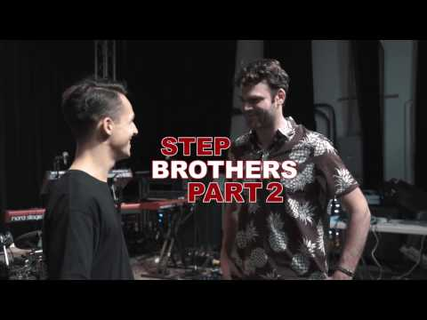 STEP BROTHERS ft. The Chainsmokers