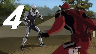 Deadpool in Ultimate Spider-Man (4/6) - vs Taskmaster!