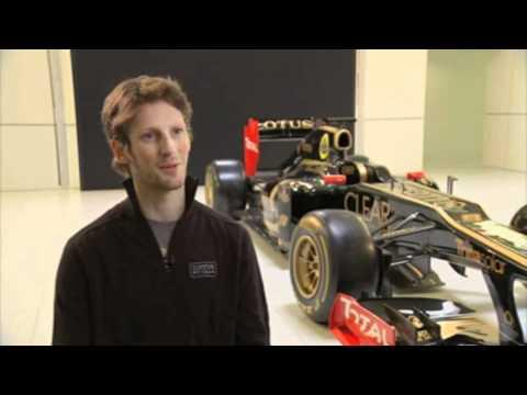 Romain Grosjean : Post-Bahrain F1 Grand Prix Interview (Part 2/2)
