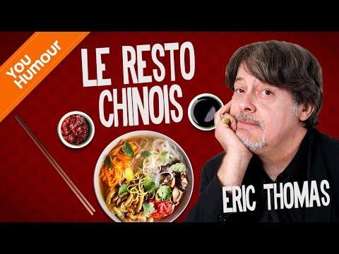 ÉRIC THOMAS vs un chinois