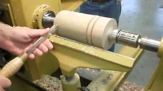 Celebration Mini-workshop: Basic Wood Turning- Candle Stick Holder