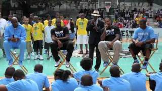Video Carmelo Anthony - Love of the Game - Eastbay download MP3, 3GP, MP4, WEBM, AVI, FLV Agustus 2018
