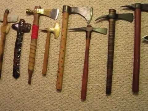Tomahawks: Ancient, Traditional, And Tactical (Tomahawk Collection)