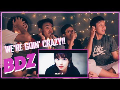 REACT TO「BDZ」(BULLDOZER) TWICE MV - Indonesia