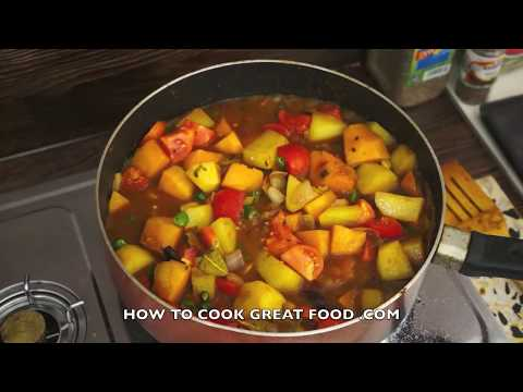 recipe: easy ndian-style pumpkin curry [36]