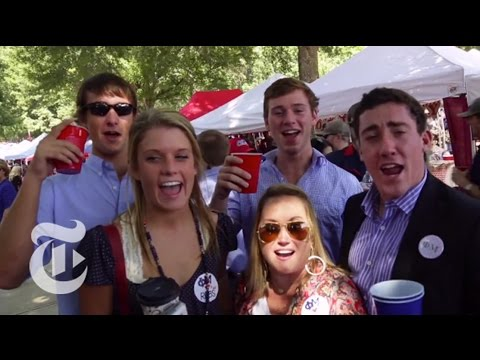 The Grove: Ole Miss's Living Room | The New York Times