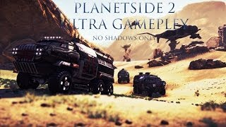Planetside 2 Ultra graphics (no shadows)