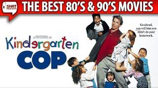 Kindergarten Cop (1990) - Best Movies Of The '80s & '90s Review