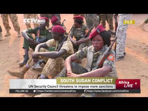 UN: Weapons From Europe \u0026 Israel Fueling South Sudan Conflict