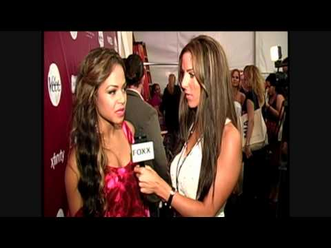 HAVANA NIGHTS by CHRSTINA MILIAN /backstage post show interview