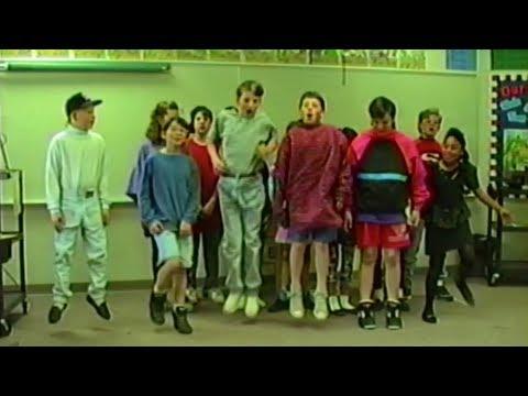 1992 Time Capsule Video – Pioneer Valley Elementary