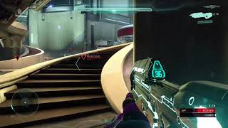 Halo 5 Guardians: Warzone Firefight - Prospect Final Round (720p HD) Gameplay