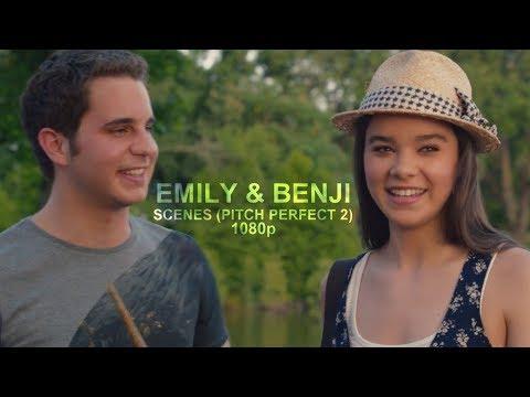 Emily & Benji Scenes (Pitch Perfect 2) 1080p