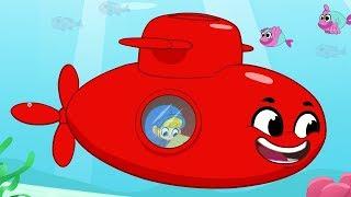 Morphle en Español | Mi submarino mágico | Caricaturas para Niños | Caricaturas en Español
