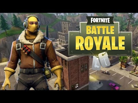 Chaos In Tilted Towers! - Fortnite Battle Royale Gameplay - Xbox One X - Solo