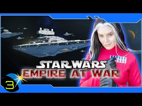 Star Wars: Empire at War - Thrawn's Revenge - The Battle of Coruscant - #S1E3 - 4x RTS