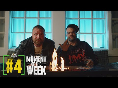 Jon Moxley and Eddie Kingston Break It All Down!   AEW Dynamite