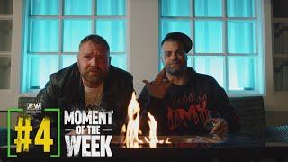 Jon Moxley and Eddie Kingston Break It All Down! | AEW Dynamite