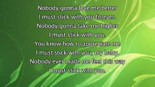 Pussycat Dolls - Stickwitu, Lyrics In Video