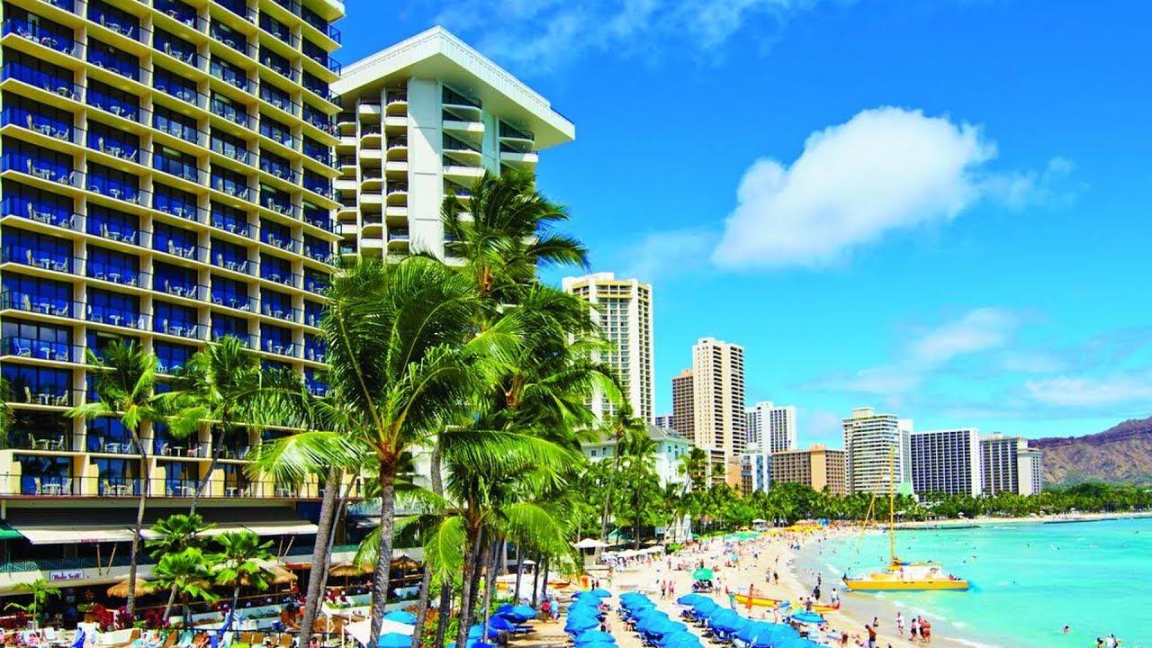 Outrigger Reef Waikiki Beach Resort Hawaii Us 2018