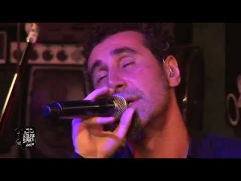 Serj Tankian - Red Bull Sound Space At KROQ [07/12/2012]