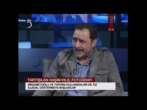 Ali Osman Zor 18 Nisan 2014 tarihinde TV5'de konuşuyor