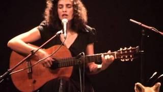 La femme renard - Concert Selva Nuda du 18 mai. Alhambra - Genève