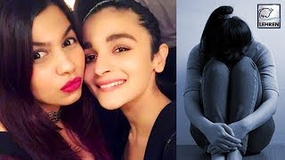 Alia Bhatt's Sister Shaheen Bhatt Talks About Her Struggle With Depression | LehrenTV