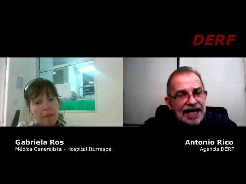 Hospital Iturraspe: Son 7 semanas sin casos, pero no hay que relajarse