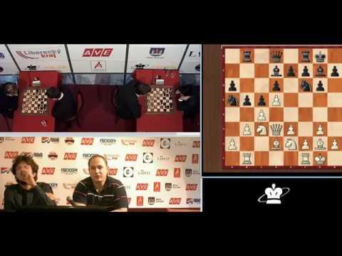 Novoborská šachová Corrida - šestý hrací den