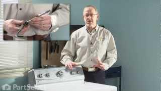 Washer Repair - Replacing the Agitator Directional Cogs (Whirlpool Part # 80040)