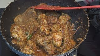 """ CHICKEN KARAHI MASALA "" Bajias Cooking"