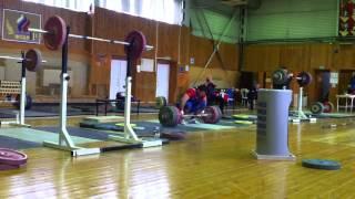 Alexey Lovchev 250kg(551 Lbs) Clean and Jerk