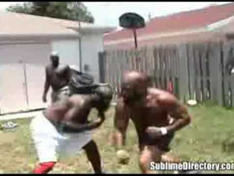 Kimbo slice ultimate fight compilation
