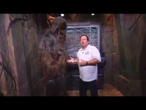Star Wars Launch Bay with Tom Bell | Disneyland