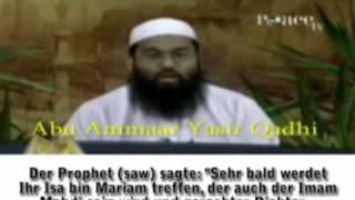 Jesus und Mahdi im Islam EINE PERSON - Anti-Ahmadiyya gesteht