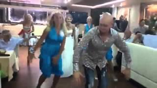 Драка на свадьбе 2013