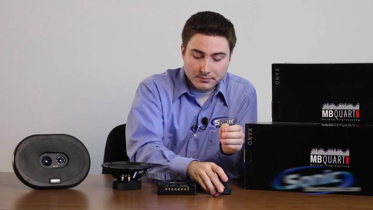 Mb Quart Onyx Speakers Youtube