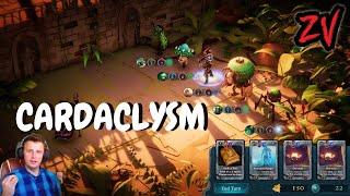 Обзор карточной игры Cardaclysm ➤ новой ККИ с красочной рисовкой и приятной музыкой (первый взгляд)