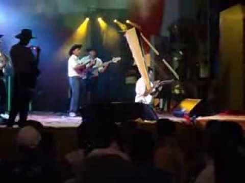 Música Llanera - Las peripecias con el arpa