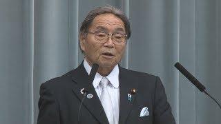 地方創生担当相に北村誠吾氏  第4次安倍再改造内閣が発足