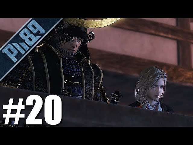 DATE MASAMUNE ÉS MARIA   NIOH Végigjátszás #20 - Dragon of the North DLC