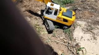 Double E 17 channel excavator fun