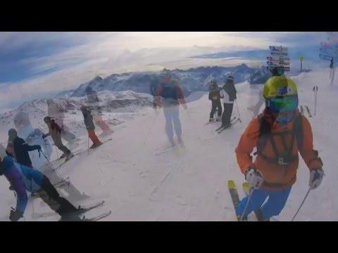 Alpe d'Huez, Sarenne Off-piste