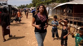On the frontlines of Rohingya refugee camps — Molly Thomas | Outburst