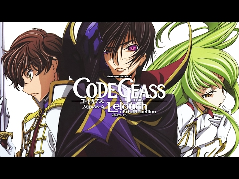 Anime I F*cking Hate - Code Geass: Lelouch of the Rebellion (Part 1: R1)