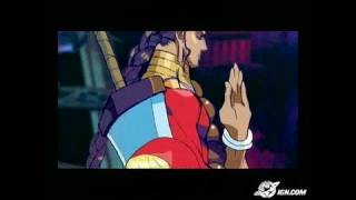 Darkstalkers Chronicle: The Chaos Tower Sony PSP Trailer -