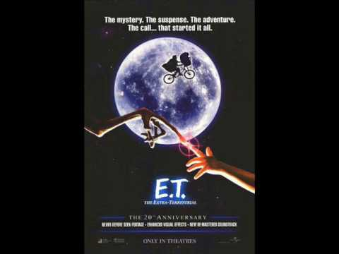 E.T. The Extra Terrestrial Soundtrack-09 E.T.'s Powers