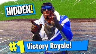 THE HIDDEN *SECRET* SKIN IN FORTNITE... (How To Get It!)